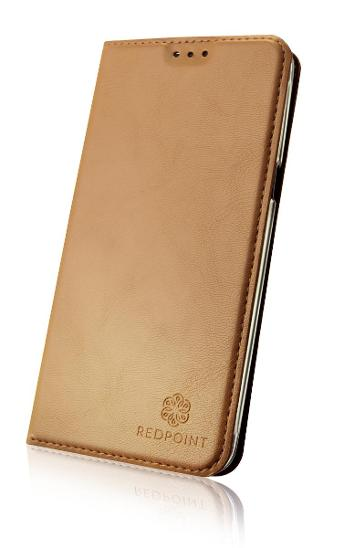 Pouzdro Redpoint BOOK Slim - Xiaomi Redmi  5 černá - Obaly, pouzdra, kapsy