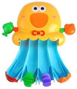 Mlýnek do vany s přísavkou chobotnice + dárek