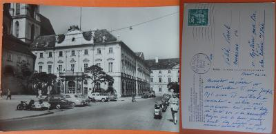 Brno - Muzeum dělnického hnutí Brněnska, staré auta a motocykly