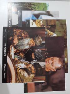 4x   Filmová fotoska / plakátek   Tri veterani