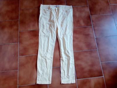 Luxusní slabé džíny vel.40/42