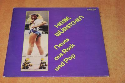 LP DESKA ROCK A POP VÝBĚR