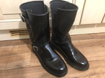 Kožené boty Stylmartin - velikost 44