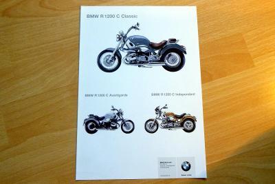 BMW R 1200 C Classic   -  prospekt