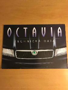 Škoda Octavia Technická data