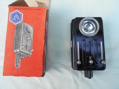 retro baterka DAIMON  + krabicka