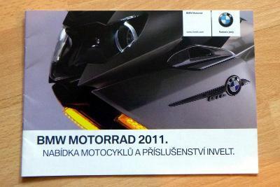 BMW  motorrad 2011 - program
