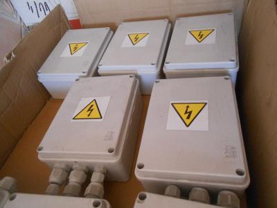 Transformátor,zdroj  v krabici ABB 00852 cena za 8 ks včetně zaslání