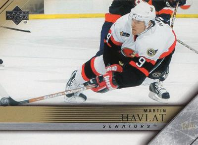 Martin HAVLÁT - Upper Deck 05-06 #381 * OTT