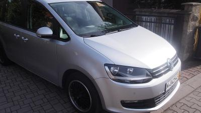 Volkswagen Sharan  1.4TSI