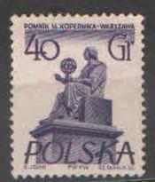 Polsko - Mi 907 - Památniky - Koperník