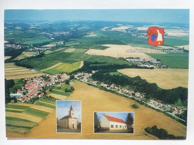 Němčičky, Židlochovice, okr. Brno -venkov - letecký ERB