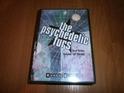 DVD THE PSYCHEDELIC FURS