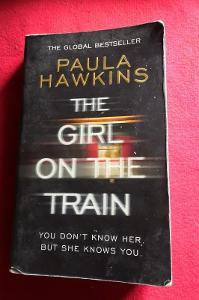 Kniha - The girl on the train 2015/408 str./P. Hawkins...(10342)