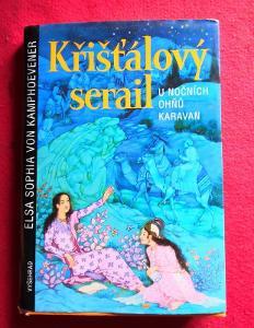 Kniha - Křišťálový serail/2002 - 130 str...(10343)