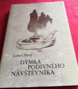 Kniha - Dýmka podivného návštěvníka/L. Nový 2002/157 str.......(10373)