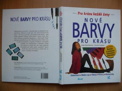 Kniha - Nové barvy pro krásu - Gisela Watermannová - IKAR 1995