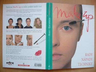 Kniha - Make up - rady - nápady - techniky - SVOJTKA a VAŠUT 1996