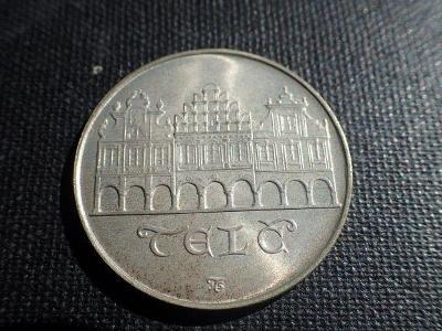 ČSSR pamětní 50 Kčs Telč 1986