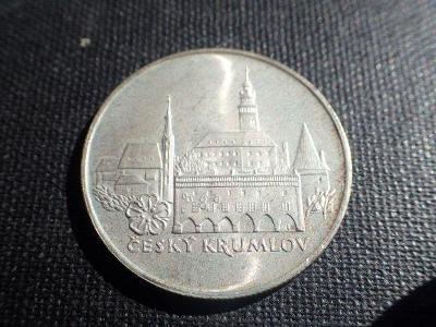 ČSSR pamětní 50 Kčs Č. Krumlov, 1986
