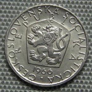 5 KORUNA1966 R VAR. LUXUSNÍ STAV