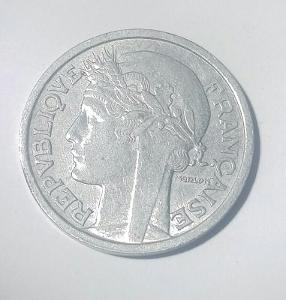 2 Franc 1949