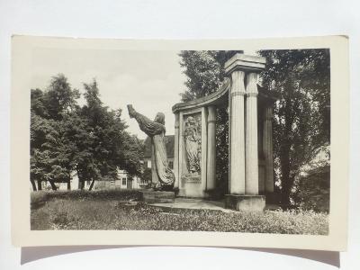 Přerov - Pomník Jana Blahoslava