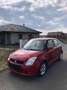 Suzuki Swift 1.3 , 2007, Klima, vyhřívané sedačky...