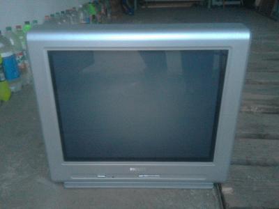 Televizor Phillips, model: 21PT1967/58 - nefunkční - vadný procesor