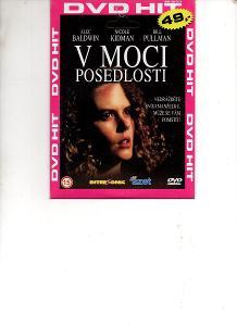 DVD/V moci posedlosti-Alec Baldwin-Nicole Kidnam