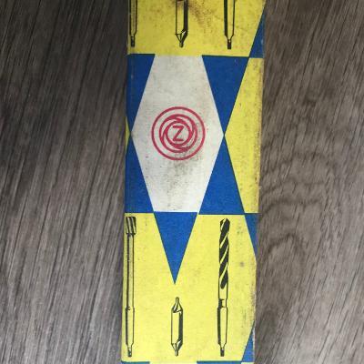 Vrták 36 Zbrojovka Poldi puvodní krabička
