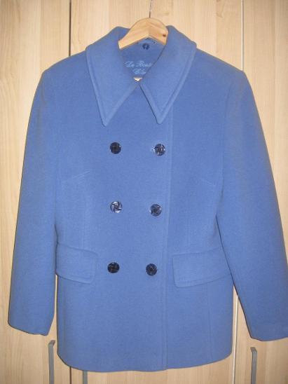 Dámský kabát - Dámské oblečení