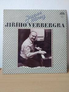 LP Jazzové Klávesy Jiřího Verberga