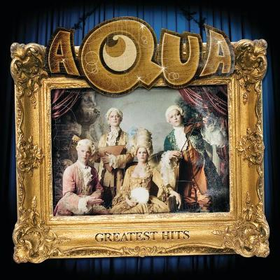 AQUA - Greatest Hits CD Album (Nové, Zabalené)