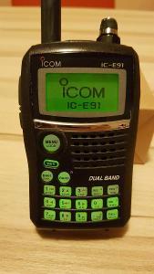 Radiostanice ICOM IC-E91 VHF/UHF