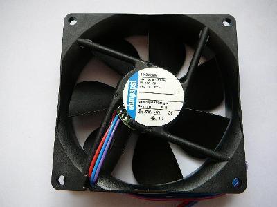 Ventilátor EBMPAPST 3412 NGMV - 12V - 0,17A - 92x92x25mm