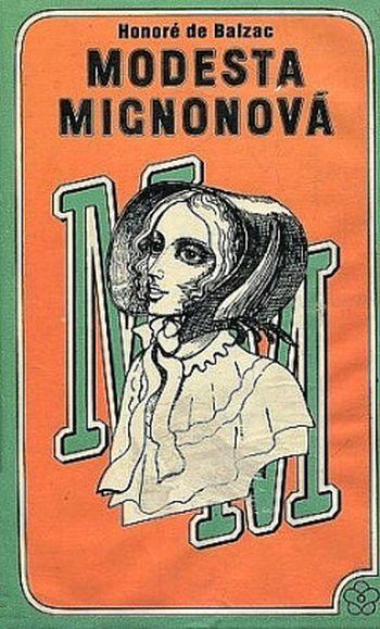 Honoré de Balzac Modesta Mignonová