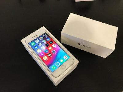 Iphone 6 16GB Silver jako nový!!!