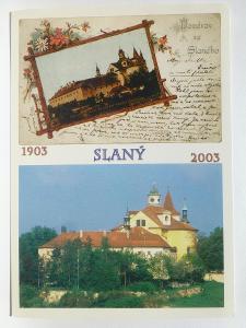 Slaný, okr. Kladno - 1903 - 2003
