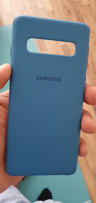 Kryt Samsung Galaxy S10 Modrý