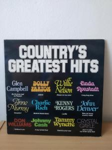 LP Country's Greatest Hits (2lp)