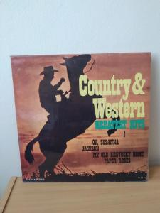LP Country Western Greatest Hits