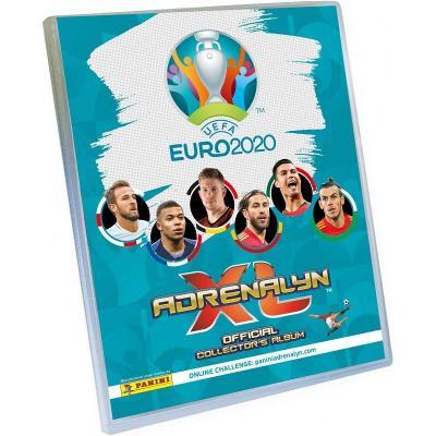 Originál Album na Fotbalové kartičky UEFA EURO 2020 Adrenalyn XL