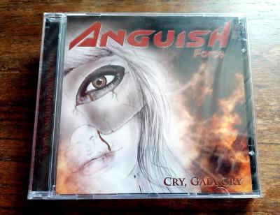 ANGUISH FORCE - Cry, Gaia Cry - PRESS 2000 - NOVÉ FOLIE