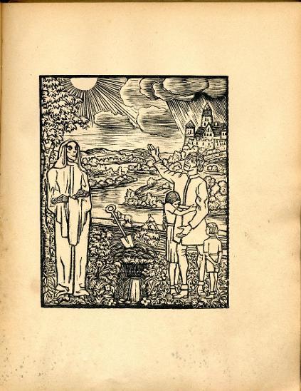 Die Ackermann aus Böhmen (Volk und Reich Verlag, Praha 1943) - Knihy