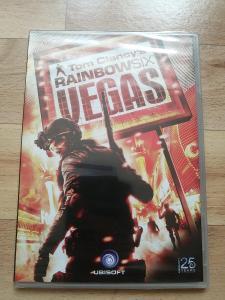 Tom Clancy's Rainbow six Vegas NEROZBALENO PC hra