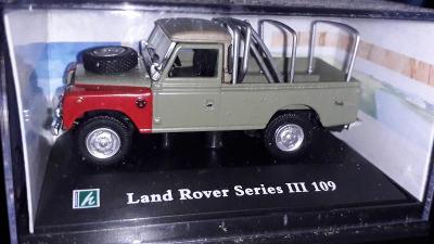 Cararama 1:72 Land Rover Series III 109