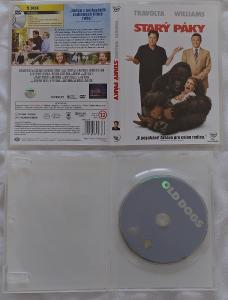 DVD Starý páky (Old Dogs) CZ dabing a titulky