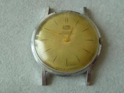 Hodinky Staré hodinky Pánské hodinky Náramkové hodinky Sbírka Ruhla