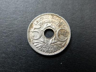 5 centimes 1939